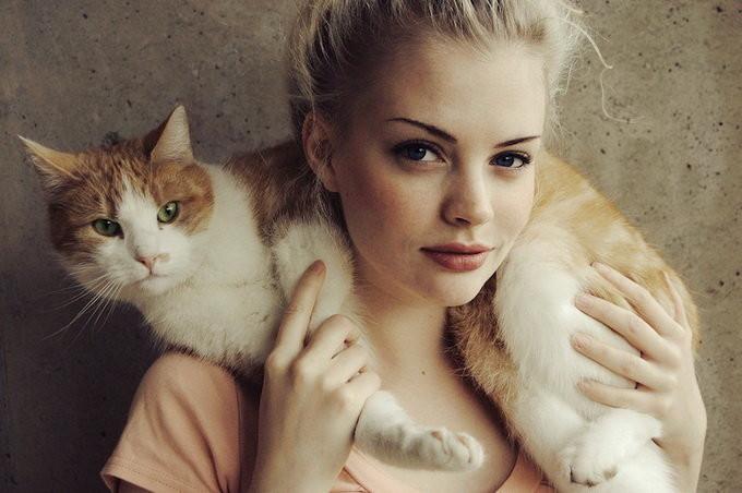 Беременность и домашние животные: техника безопасности