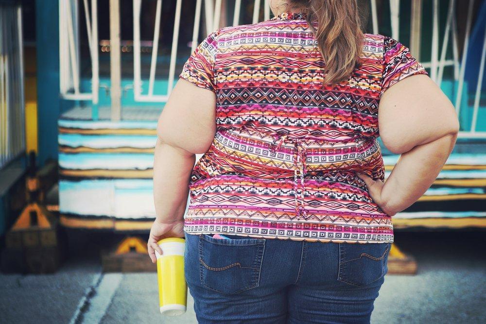Ожирение и здоровье женщины