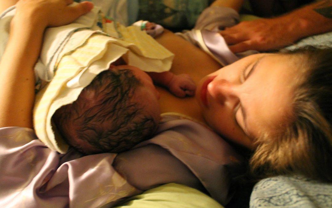 Беременность и роды в условиях военных действий