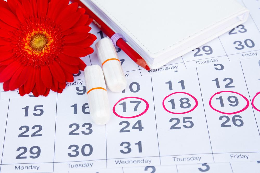 О нарушении менструального цикла