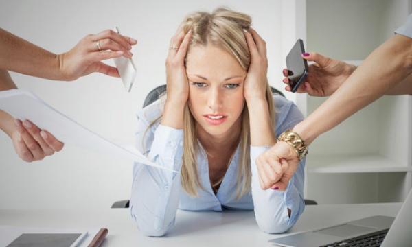 Стресс и проблема с зачатием