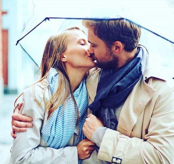 Свежие научные факты о поцелуях