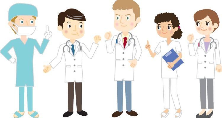 Сказка о врачах-специалистах