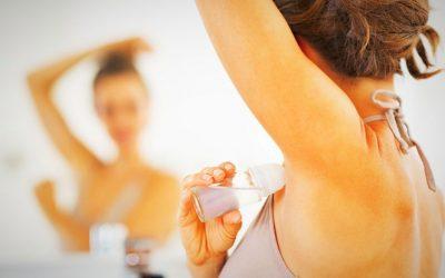 Влияние использования антиперспирантов на развитие рака груди