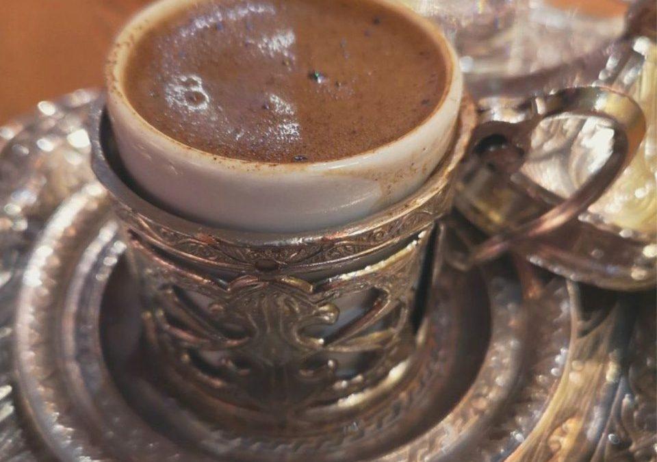 Опять о кофе