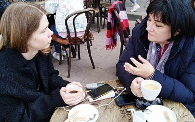 Интервью с «Репортером»