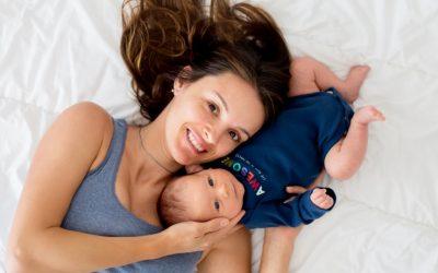Запах головки новорожденного